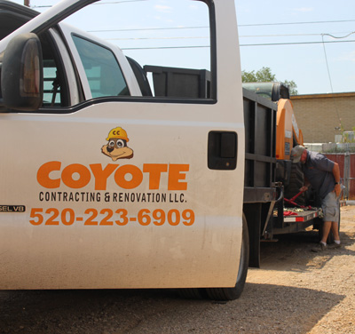 Coyote Contracting & Renovation LLC - Tucson General Contractor