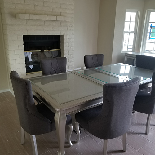 Home Addition - Dining Room