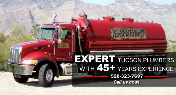 Tucson Plumbers with 45+ years of experience
